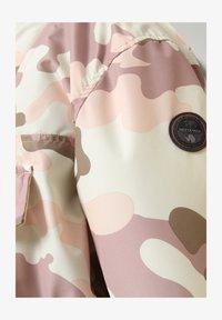 Napapijri - RAINFOREST PRINT CAMO - Veste d'hiver - camou pink - 2