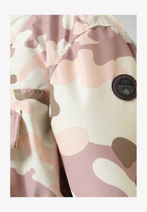RAINFOREST PRINT CAMO - Winterjacke - camou pink