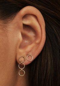 Isabel Bernard - Earrings - gold - 1
