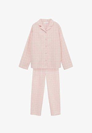 Pyjama set - rose