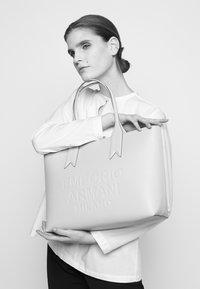 Emporio Armani - Handbag - pepe rosa - 1