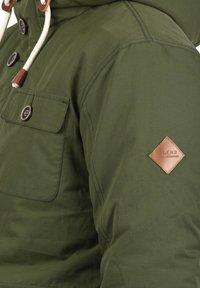 Blend - CIRO - Winter jacket - ivy green - 2