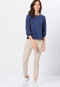 zero - Sweatshirt - velvet blue - 1