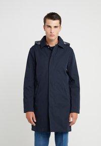 Club Monaco - COAT - Short coat - navy - 0