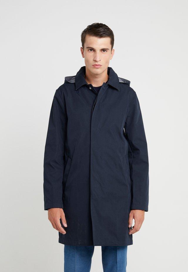 COAT - Short coat - navy