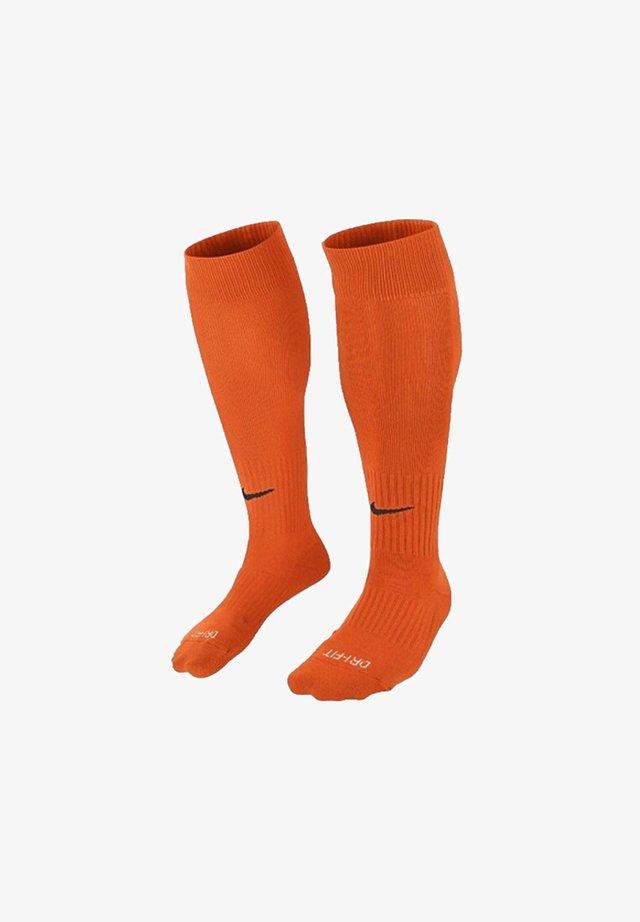 CLASSIC - Chaussettes de football - orangeschwarz