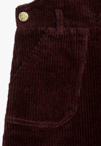 Soft Gallery - EMMYLOU DRESS - Hverdagskjoler - bordeaux - 2