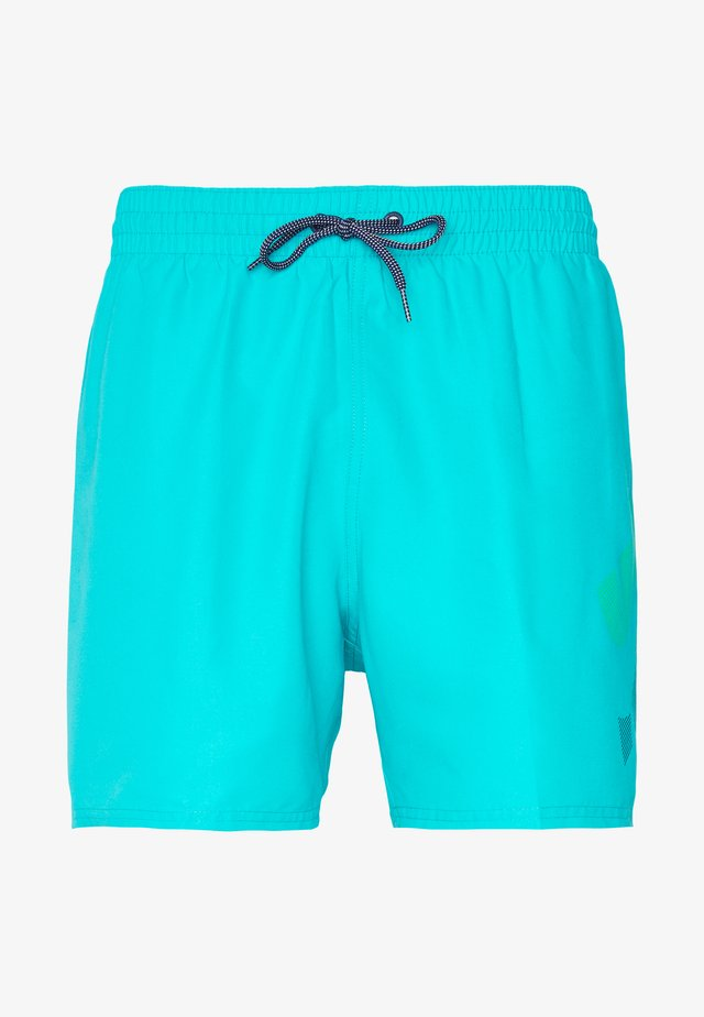 Swimming shorts - oracle aqua