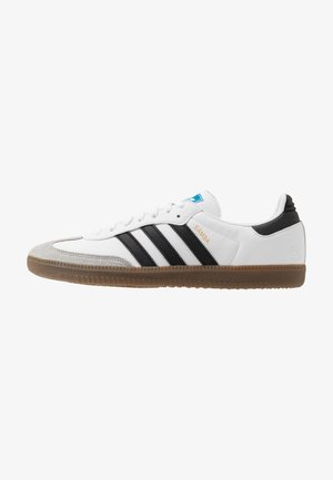SAMBA VEGAN - Sneaker low - footwear white/core black