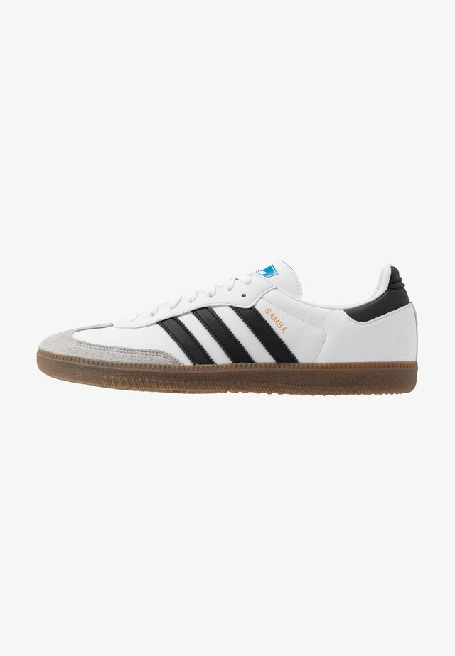SAMBA VEGAN - Zapatillas - footwear white/core black