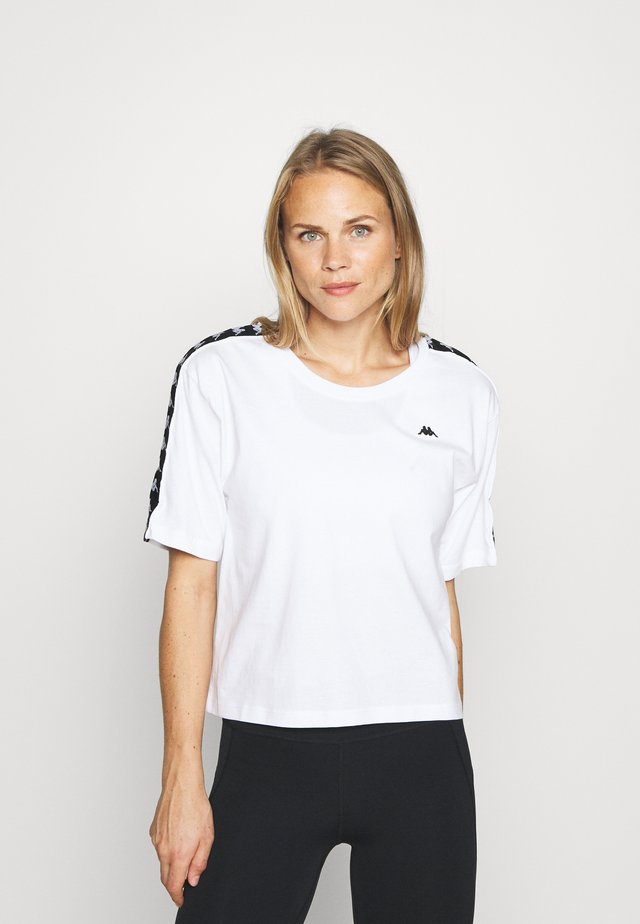 HEDDA - T-shirt print - bright white