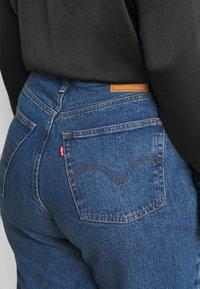Levi's® Plus - RIBCAGE STRAIGHT - Straight leg jeans - georgie - 3
