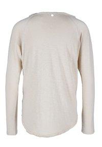 Rich & Royal - CAFFEE LATTE - Long sleeved top - beige - 2
