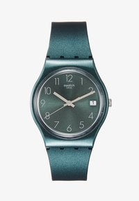 Swatch - ASHBAYA - Zegarek - dark green - 1