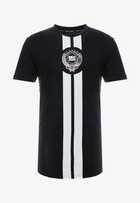 Supply & Demand - RUNNER  - T-shirts print - black - 3
