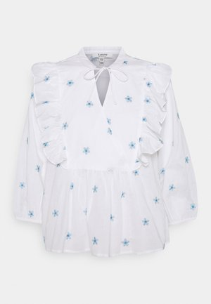 BYGANDIA - Blouse - optical white
