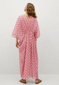 Mango - Maxi dress - rosa - 1