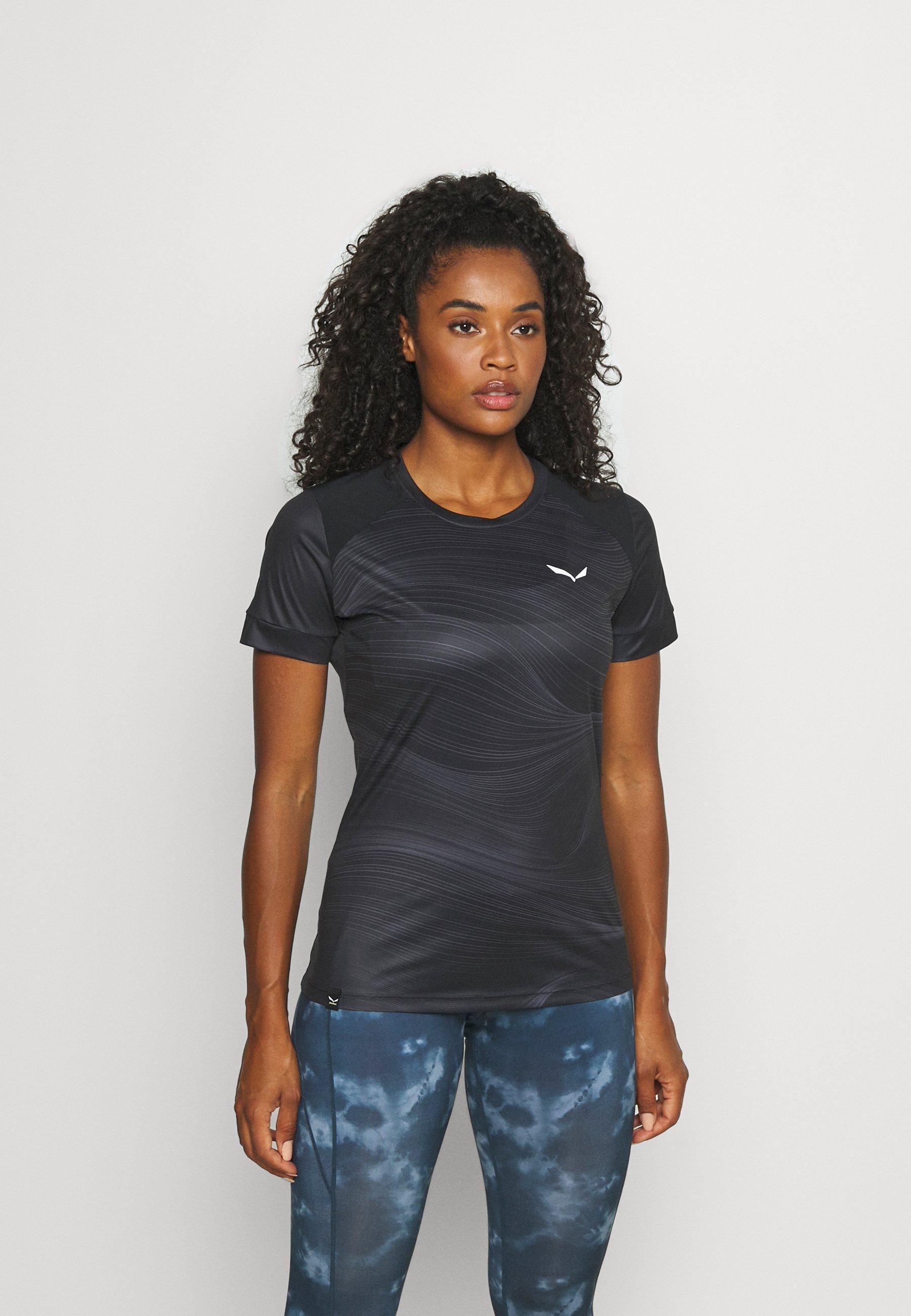 Femme SECEDA DRY  - T-shirt imprimé