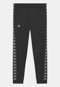 Kappa - JELGE UNISEX - Teplákové kalhoty - caviar - 0