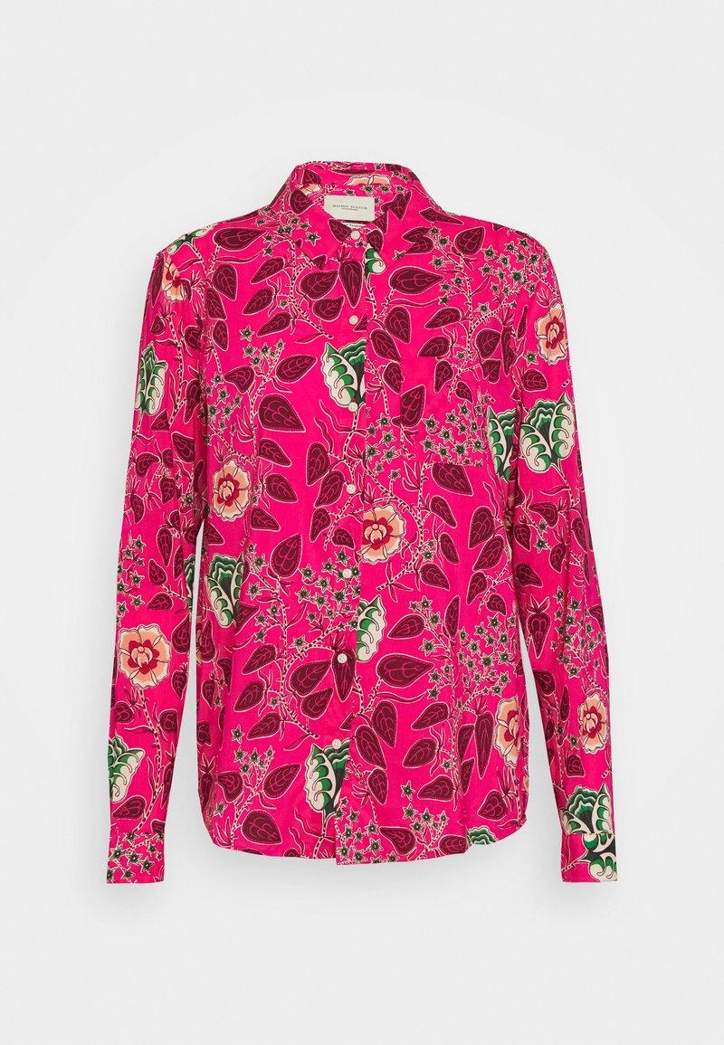 Scotch & Soda - Overhemdblouse - pink