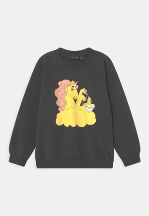 UNICORN NOODLES UNISEX - Sweater - black