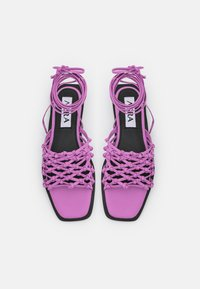 ASRA - SILAS - Sandals - orchid - 5