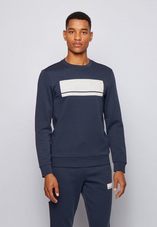 SALBO - Sweater - dark blue