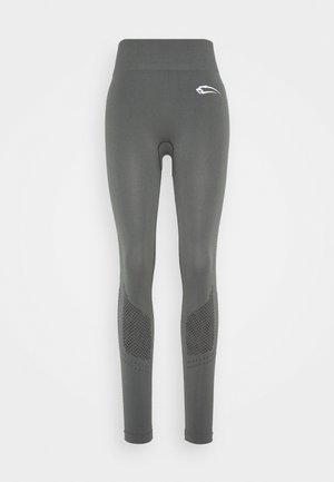 SEAMLESS LEGGINGS CONFIDENCE - Medias - anthrazit