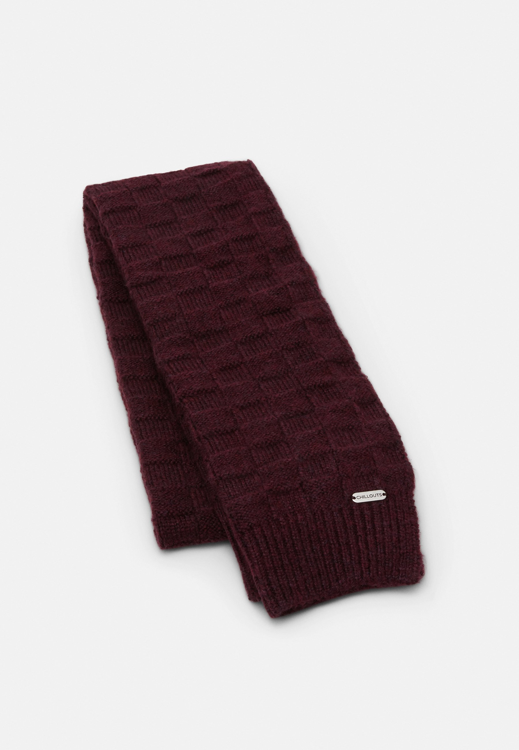 Chillouts Giovana Scarf - Schal Bordeaux