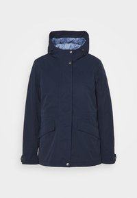 Jack Wolfskin - LAKE LOUISE JACKET - Parka - midnight blue - 4