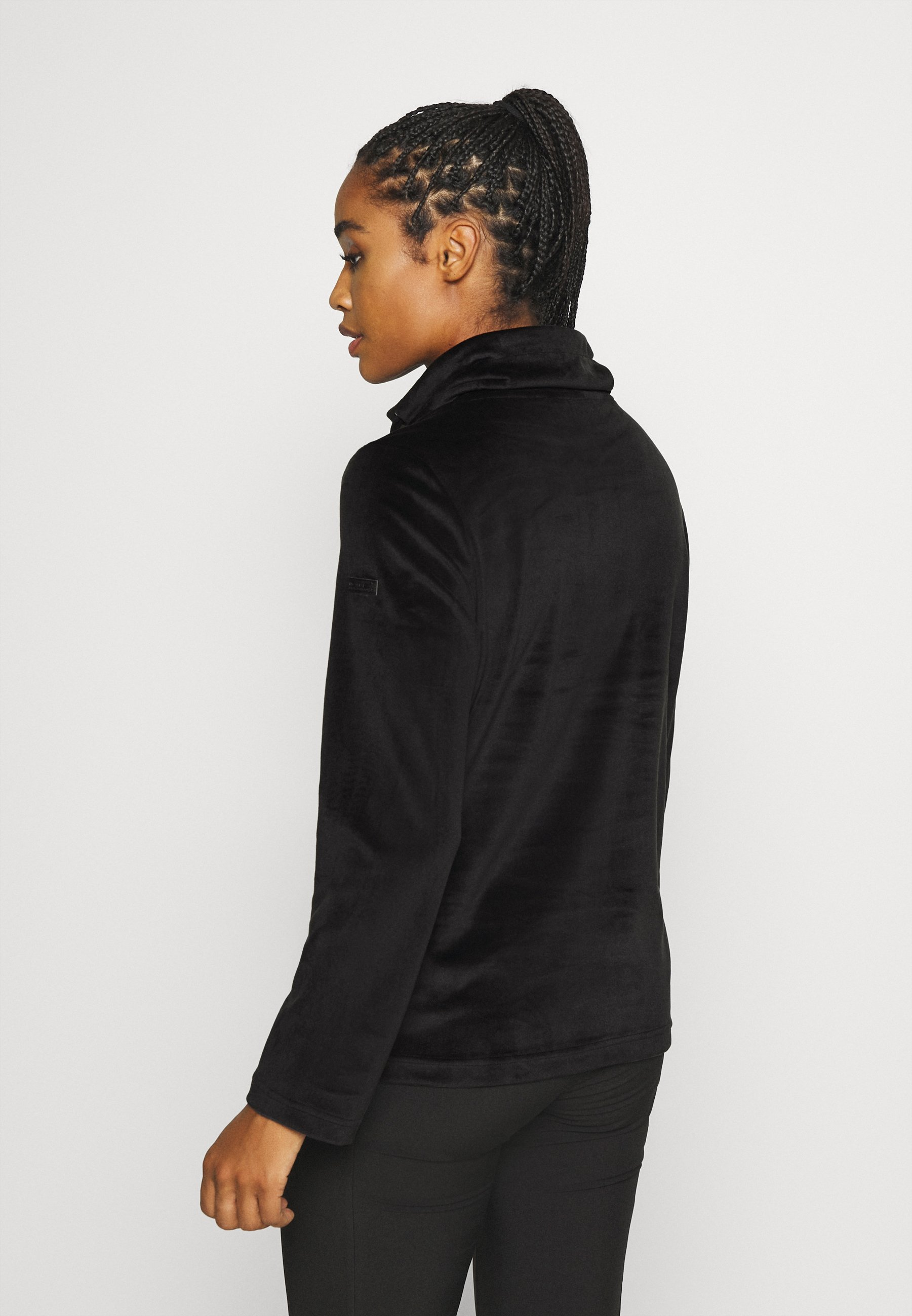 Regatta HANNELORE - Fleece jumper - black 098Xq