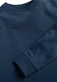 Next - Long sleeved top - mottled blue - 2