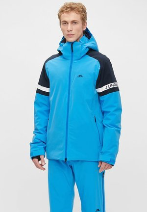 DAN JACKET - Ski jacket - true blue