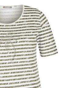 Rabe 1920 - Print T-shirt - green/ off-white - 2