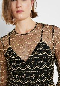 Alice McCall - SATELLITE - Společenské šaty - black - 4
