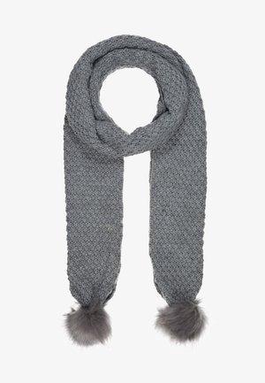 YIKE SCARF - Sjaal - grey