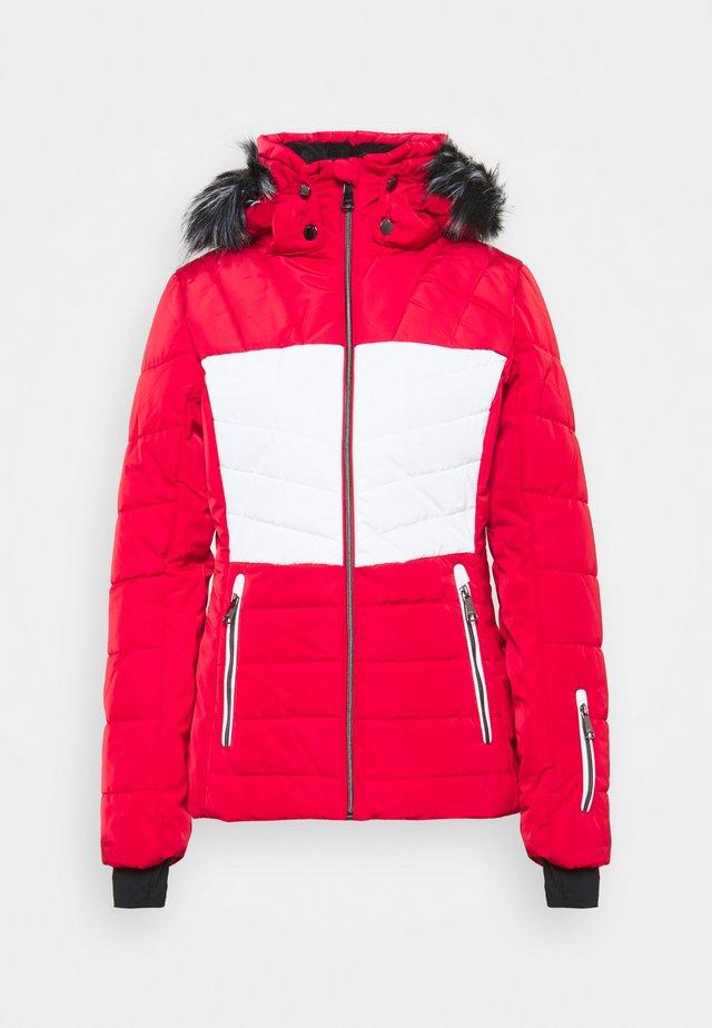 GARPOM - Ski jacket - red
