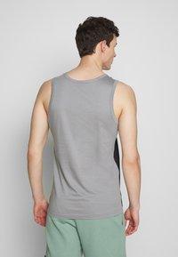Nike Sportswear - AIR TANK - Top - particle grey/white - 2