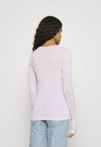 mbyM - LILITA - Long sleeved top - liliac lavender - 2