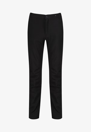 FENTON WANDER - Trousers - black