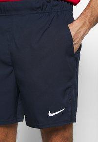 Nike Performance - Sports shorts - obsidian/white - 3