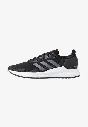 SOLAR BLAZE - Løbesko - core black/grey five/footwear white