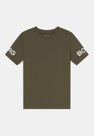 TEE UNISEX - Print T-shirt - ivy green