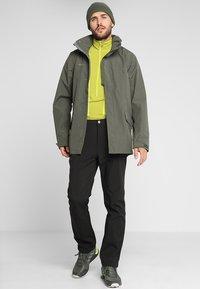 Regatta - GEO Softshell II - Pantalons outdoor - black - 1