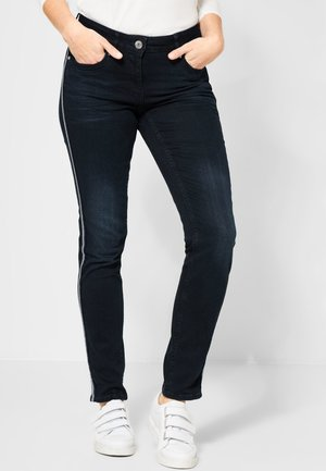 CHARLIZE - Slim fit jeans - blue