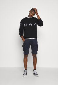 Alpha Industries - Shorts - blue - 1