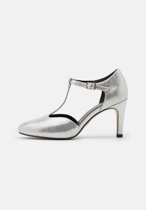 WOMS - Klassieke pumps - silver