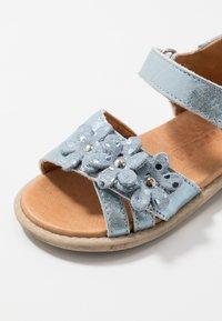Froddo - CARLINA MEDIUM FIT - Baby shoes - light blue - 2