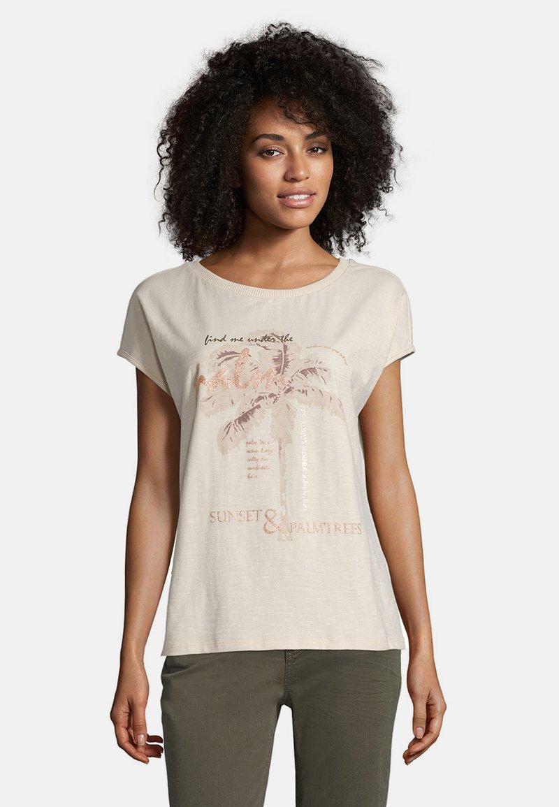 Cartoon - MIT AUFDRUCK - Print T-shirt - birch