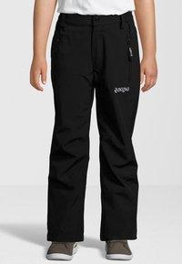 ZIGZAG - NUCLA W PRO - Trousers - black - 1